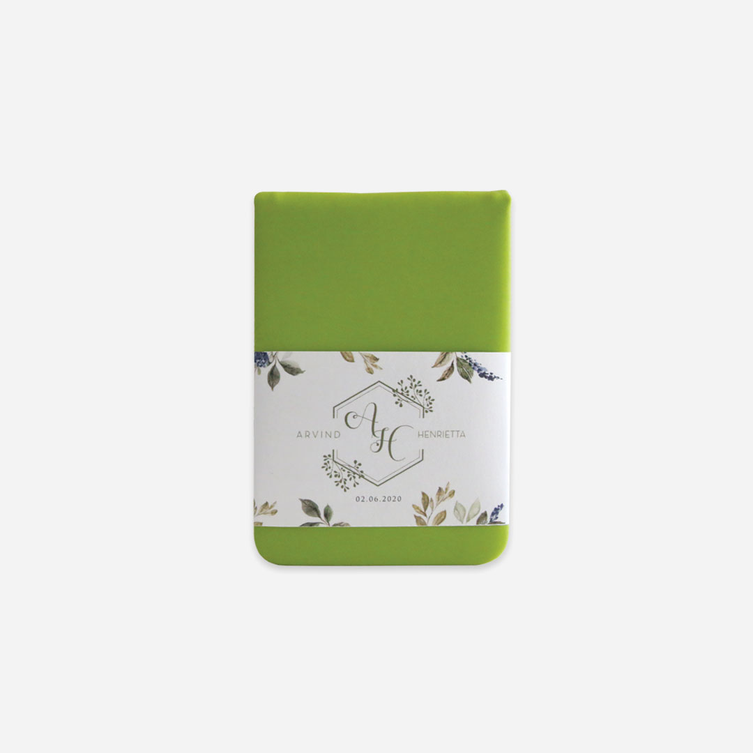 A7 Notepads (PU Leather) 2