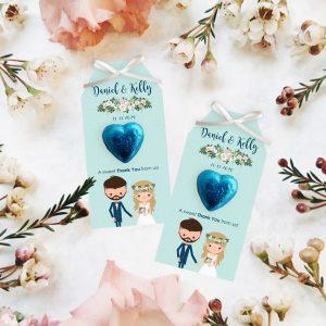 Mini Chocolate Heart 5