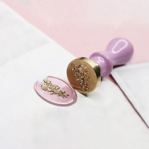 Custom Wax Stamp Set 4