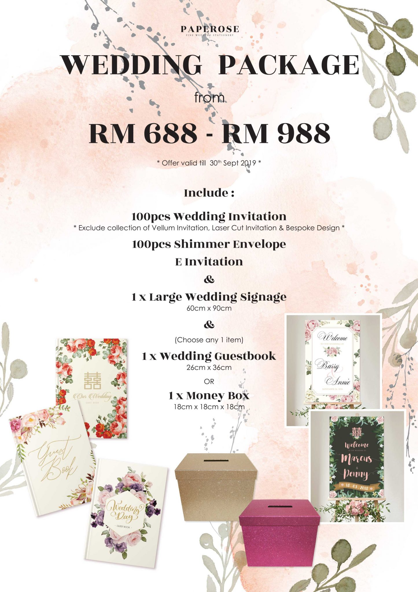 wedding package malaysia