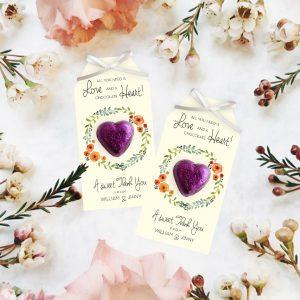 Mini Chocolate Heart 3