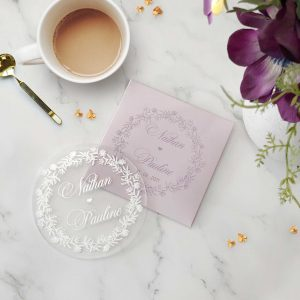 Acrylic Coasters (Round) 5
