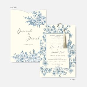 POCKET WEDDING INVITATION 1